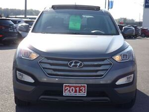 2013 Hyundai Santa Fe Sport 2.4 Luxury | LEATHER | PANO-ROOF | A Stratford Kitchener Area image 14