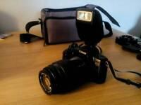 Camera canon eos 1000