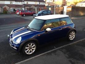 Mini Cooper 2004. Need to sale asap