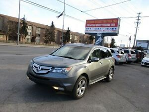 2009 Acura MDX Elite Pkg,Backup  camera ,Leather ,sunroof, nafic