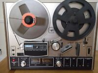 AKAI 4000DS 3-head 2-speed reel-to-reel hi-fi stereo tape recorder