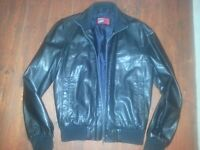 Jacket Black -Topman size small