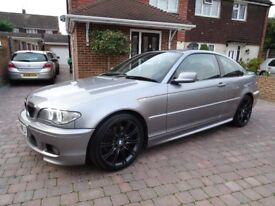 ** 2005 55 REG BMW 330 CI SPORT COUPE AUTO ** LOW MILEAGE ** FULL SERVICE HISTORY ** STUNNING CAR **