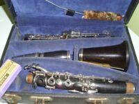 Bosey and Hawkes clarinet