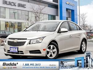 2014 Chevrolet Cruze 2LT Safety and Re-Conditioned