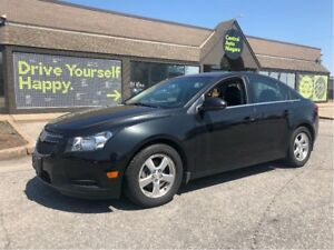 2014 Chevrolet Cruze 2LT / LEATHER / BLUETOOTH