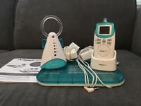 Angelcare Sound & Movement Baby Monitor