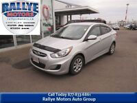 2012 Hyundai Accent GL, Air, Extended Warranty
