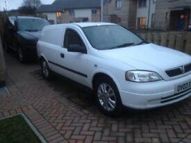 2003 Vauxhall Astra van 1.7td