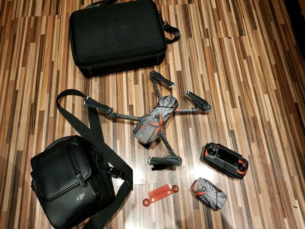 Dji Magic Pro 4k drone