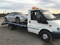 Rochford Copart Salvage Auction collection Delivery Transport service JC Recovery