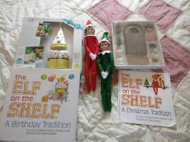 Elf on the shelf bundle