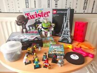 Lego, Games, Toys, etc, from £1 (reduced prices 21st August)