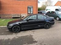 Bmw e46 Spares Or Repairs , Mot'd starts drives £300