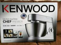 Kenwood chef premier mixer