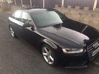 Audi A4 2.0 tdi manual black low mileage sallon