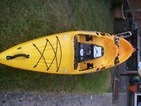 Fishing Kayak, Viking Profish Reload