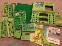 Rare 1971-1972 subbuteo items