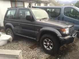Shogun 2.5 td SWB spares or repair