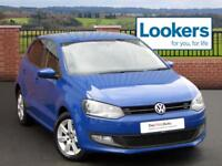 Volkswagen Polo MATCH EDITION (blue) 2014-03-01