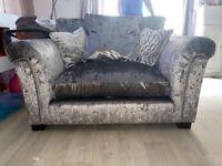 Dfs CUDDLER armchair brand new