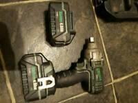 Kielder 4.0ah 18v impact wrench