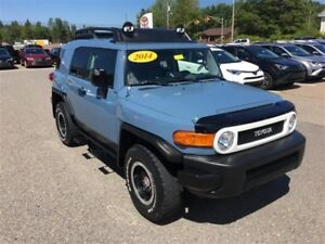 2014 Toyota FJ Cruiser Trails Teams Edition ONLY $322 BIWEEKLY