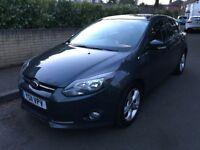 07521 754059 Still for sale - Ford Focus 1.6 TDCI Zetec- FSH **New Shape** £20 Tax