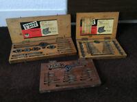 Vintage Stock & Die box sets