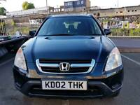 Honda CRV Automatic, 12 month Mot, Full Option, Excellent Engine and Gear box.