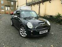 2004 Mini Cooper S 1.6 Supercharged, Pan Roof, Two Tone Leather, 1 Owner, 12 Months mot