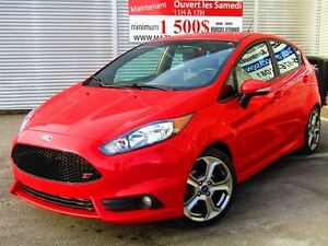 2015 Ford Fiesta ST CUIR TOIT OUVRANT CLIMATISEUR