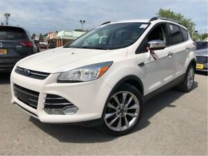 2015 Ford Escape SE NAVIGATION SPORTS PKG 19 INCH CHROME MAGS