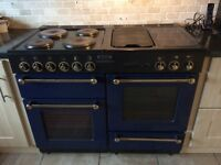 Electric Rangemaster 110 cooker