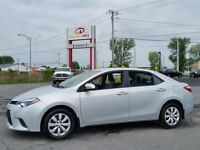2014 Toyota Corolla LE LOADED HEATED SEATS BLUETOOTH BACK UP CAM