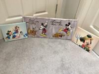 Mickey Mouse Canvases