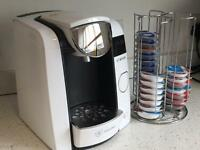 Bosch coffee machine and supplies