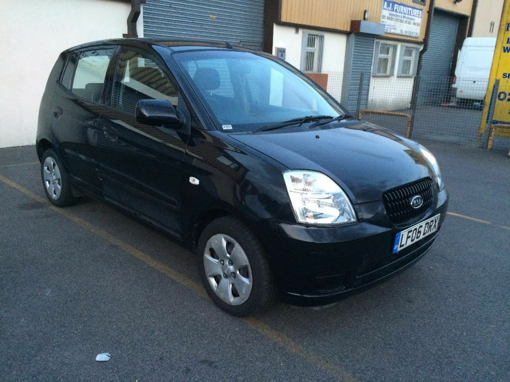 kia picanto 1 1 lx 2006 5dr automatic low miles hpi clear in ilford london gumtree. Black Bedroom Furniture Sets. Home Design Ideas