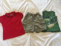 Boy's Clothes Bundle Size 18-24 Months
