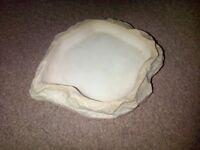 "Reptile water dish/ bowl 8x7"""
