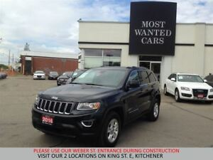 2016 Jeep Grand Cherokee Laredo | 3.6L 4X4 | TOUCHSCREEN | PADDL