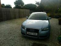 Audi a3, 2008 year, only 74000 miles