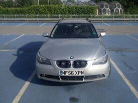 BMW 530D estate 2006