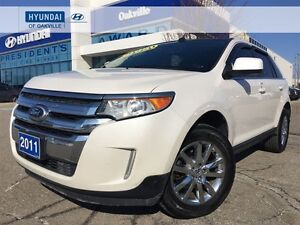 2011 Ford Edge LIMITED | NAVIGATION | LEATHER | PAN ROOF | NO AC