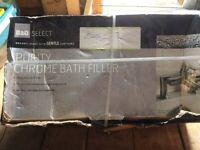B & Q select purity chrome bath filler tap