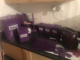 Kitchen set like new