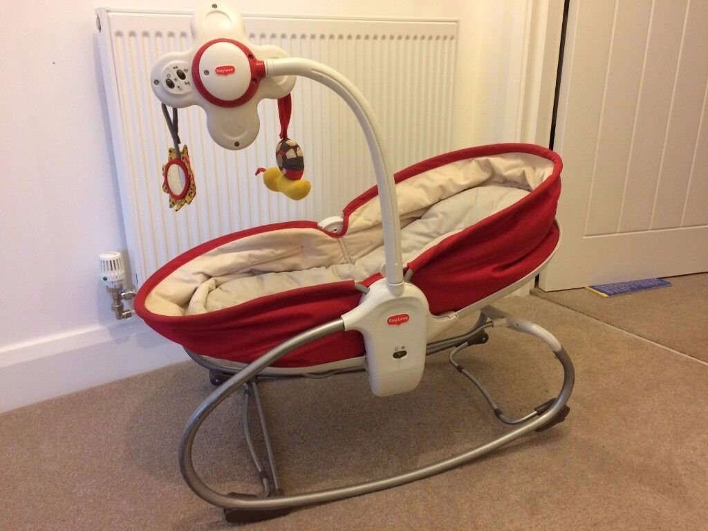 Tiny Love Rocker Napper in a very good condition