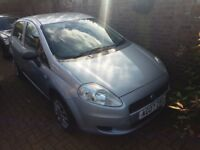 FIAT GRANDE PUNTO 1.2 ACTIVE (met Blue) Excellent car, clean perfect drive with history