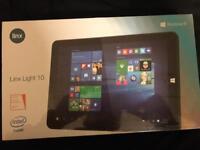 Brand New Tablet - Linx Light Windows 10