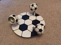 Football Light Fitting